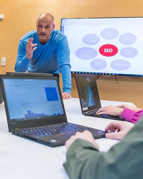 Digital markedsførings uddannelse